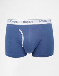 Боксеры-брифы Bonds - Синий