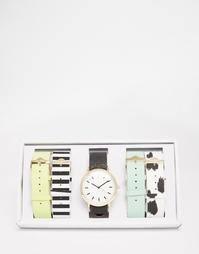 Часы со сменным ремешком ALDO Frangipane - Мульти
