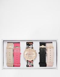 Часы с комбинируемыми ремешками ALDO Patigno - Мульти
