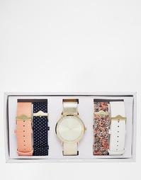 Часы с комбинируемыми ремешками ALDO Luviel - Мульти
