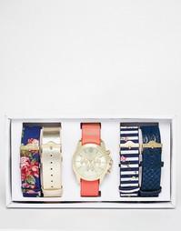 Часы со сменными ремешками ALDO Brachfeld - Мульти