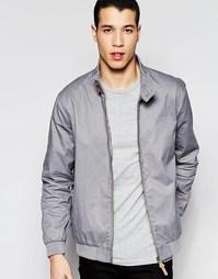 Куртка Харрингтон Lambretta - Серый
