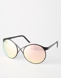 Солнцезащитные очки с зеркальными линзами Quay Australia Sorry Not Sor