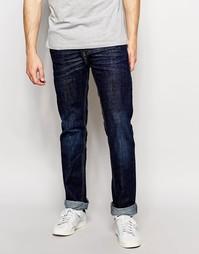 Прямые джинсы в винтажном стиле Bellfield - Синий