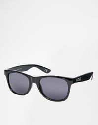 Черные солнцезащитные очки Vans Spicoli 4 VLC0BLK - Черный
