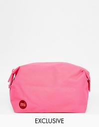 Ярко-розовая косметичка Mi Pac эксклюзивно для ASOS - Hot pink