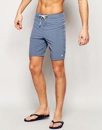 Пляжные шорты Abercrombie & Fitch - Синий