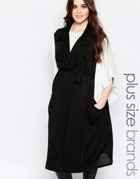 Пиджак без рукавов Koko Plus - Черный
