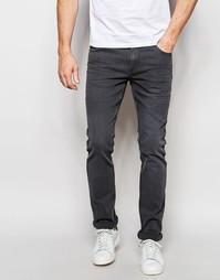 Темно-синие эластичные джинсы скинни Blend Cirrus - Темно-синий