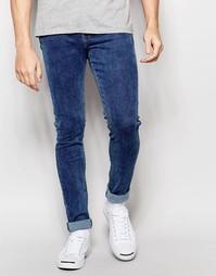 Супероблегающие джинсы скинни в стиле 70-х Dr Denim Leroy - 70s stone