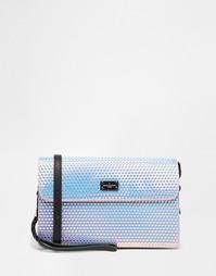 Клатч с голографическим эффектом Pauls Boutique Veronica - Hologram