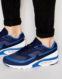 Кроссовки Nike Air Max Bw Ultra 819475-404 - Синий