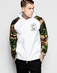 Куртка с капюшоном Carhartt WIP Mill 89 - Белый