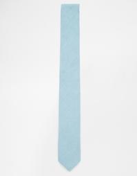 Узкий галстук Jack Wills Marnhill - Синий