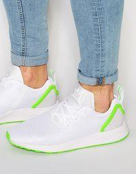 Кроссовки с асимметричным дизайном Adidas Originals ZX Flux AQ3166