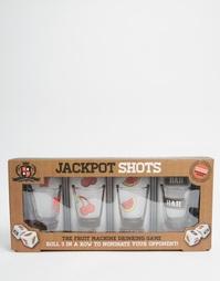 Рюмки Jackpot - Мульти Gifts
