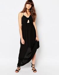 Платье макси d.RA Atria - Черный