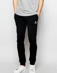Черные штаны для бега Le Coq Sportif 1610170 - Черный