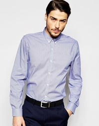 Рубашка в клеточку Ben Sherman - Синий