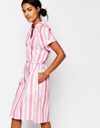 Платье в яркую полоску Paul By Paul Smith - Мульти