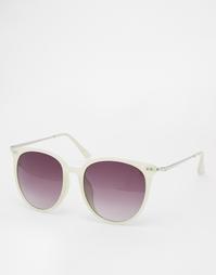 Круглые солнцезащитные очки Pieces - Reseda