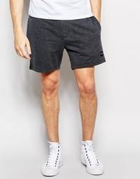 Трикотажные короткие шорты Only & Sons - Черный