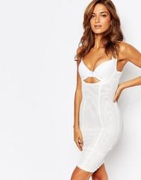 Моделирующая свадебная сорочка Magic Body - Слоновая кость