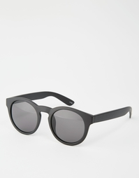 Солнцезащитные очки Monki Dora - Матовый черный