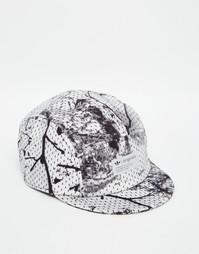 Кепка Adidas Snow Camo Cyclori - Черный