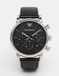 Часы Emporio Armani Luigi AR1733 - Черный