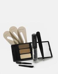 Набор для бровей Japonesque - Набор для макияжа бровей