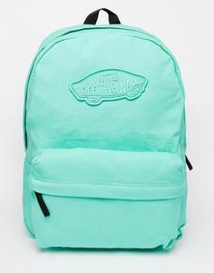 Рюкзак цвета мяты Vans Realm - Зеленый