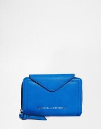 Кошелек с круговой молнией Fiorelli - Digital blue (синий)