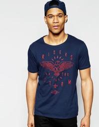 Рубашка Ringspun - Темно-синий