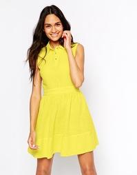 Платье-рубашка Jovonna - Желтый