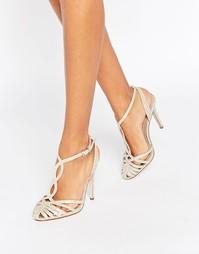 Туфли на каблуке ASOS PRIME - Золотой