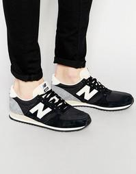 Кроссовки New Balance 420 - Черный
