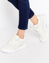 Белые кроссовки Reebok Gallery 11
