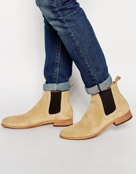 Замшевые ботинки челси Shoe The Bear