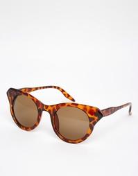Солнцезащитные очки в черепаховой оправе AJ Morgan Tango - Черепаховый