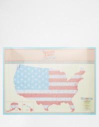 Скретч-карта США Luckies - Мульти Gifts
