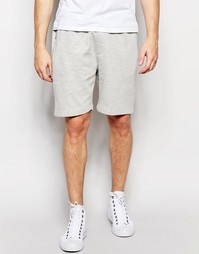 Трикотажные шорты с молниями Brave Soul - Серый