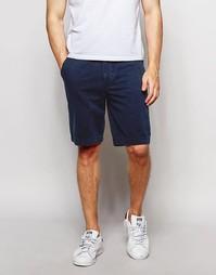 Темно-синие классические шорты Hollister - Темно-синий
