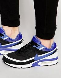 Кроссовки Nike Air Max Bw Og 819522-051 - Черный