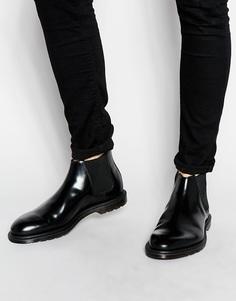 Ботинки челси Dr Martens Henley - Черный