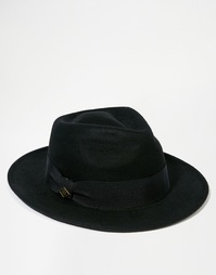 Мягкая фетровая шляпа Goorin Fratelli - Черный