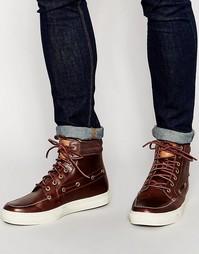 Водонепроницаемые ботинки Timberland Adventure Cupsole - Коричневый