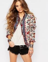Куртка с декоративной отделкой Glamorous Trophy - Aztec azquard