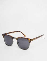 Солнцезащитные очки в стиле ретро с поляризованными стеклами ASOS