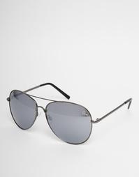 Солнцезащитные очки-авиаторы Quay Australia Flagship